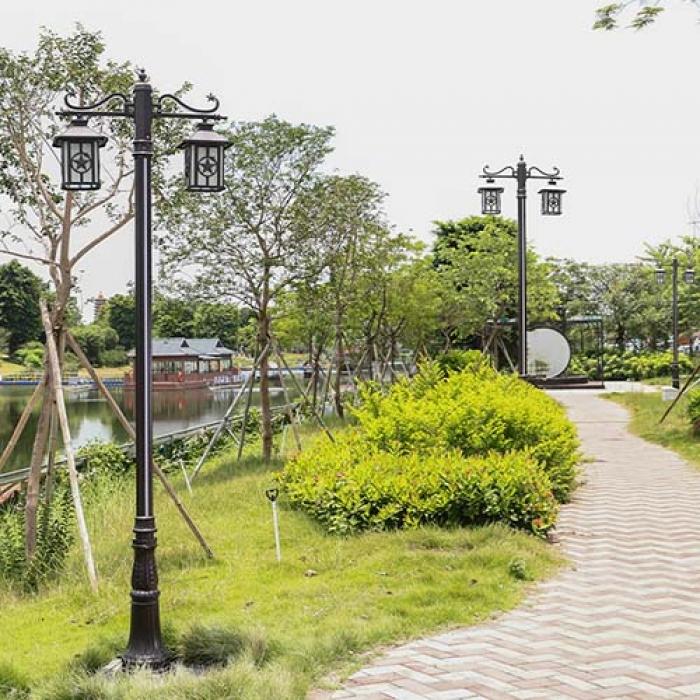 广东庭院灯生产厂家