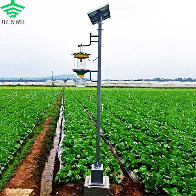 农用太阳能杀虫灯