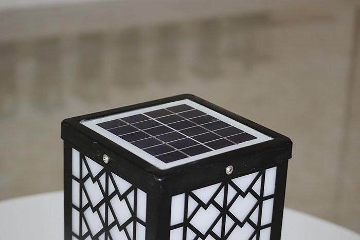 水立方柱头灯|太阳能柱头灯批发