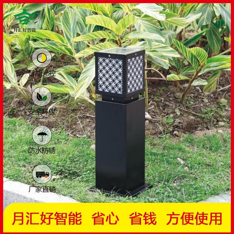 环形太阳能草坪灯系列