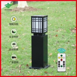 拾方格太阳能草坪灯系列