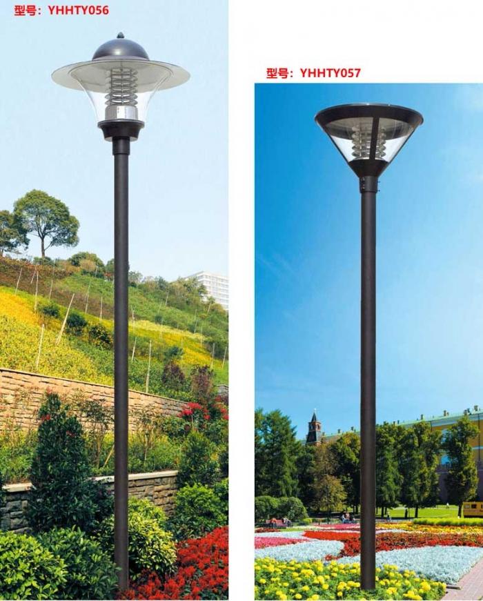太阳能led庭院灯产品图