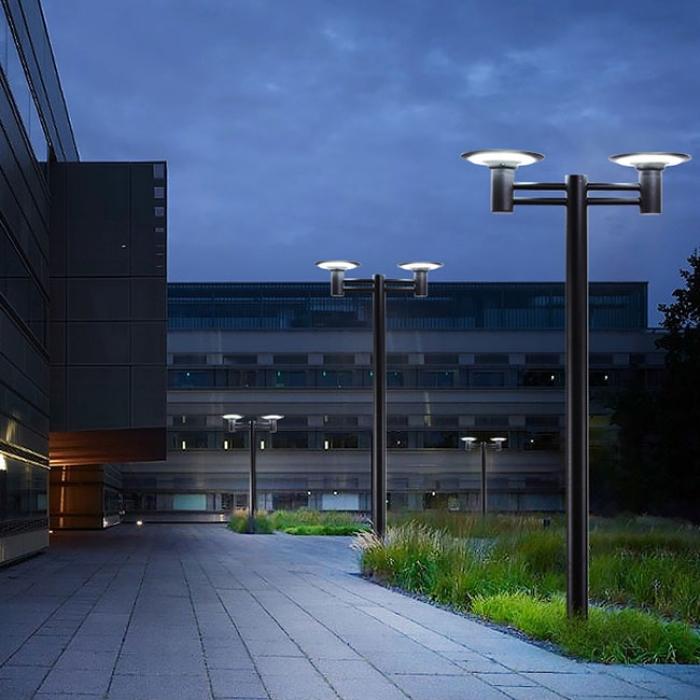 新款太阳能庭院灯