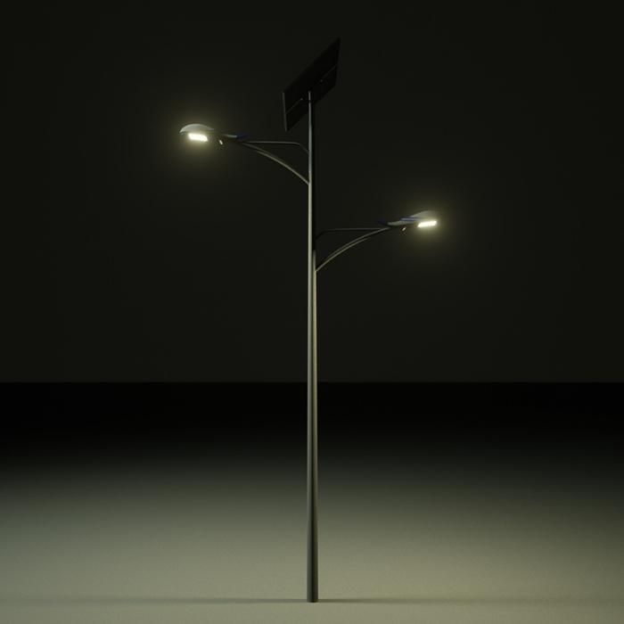 户外太阳能路灯