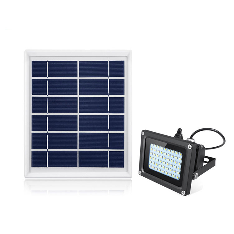 led太阳能投光灯