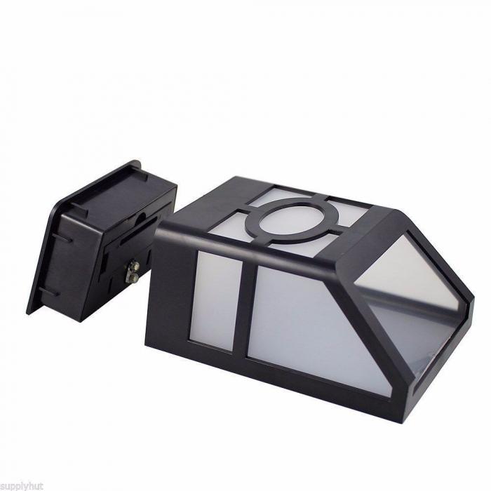 led太阳能壁灯户外灯