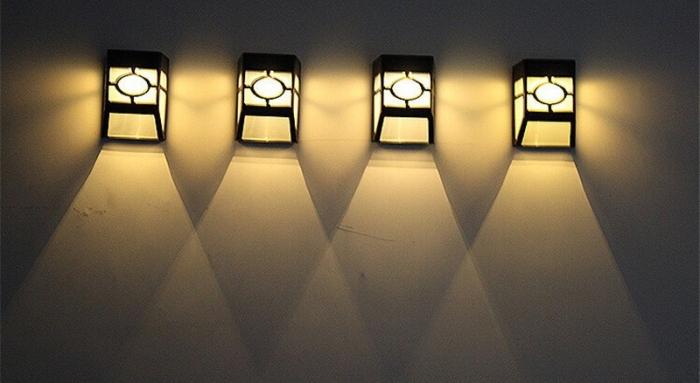 太阳能壁灯户外灯
