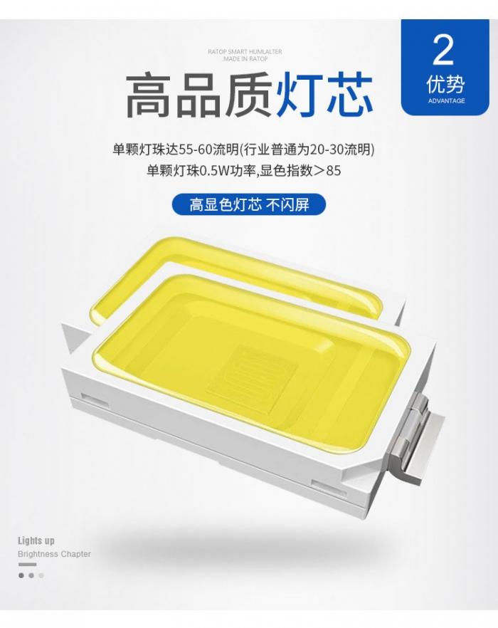 高品质墙壁太阳能灯