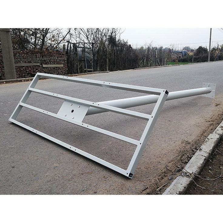 太阳能支架太阳能光伏发电电池板组件立杆支架