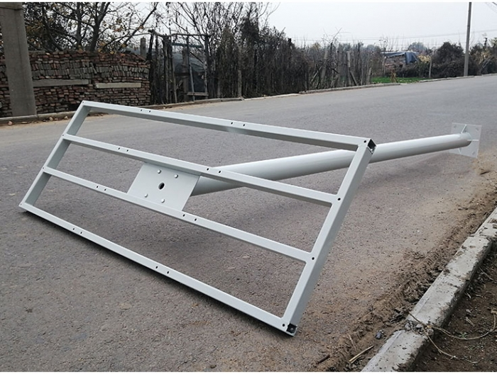 3米3块100瓦太阳能支架