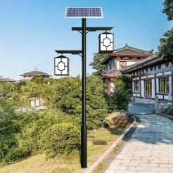 仿古庭院灯灯杆