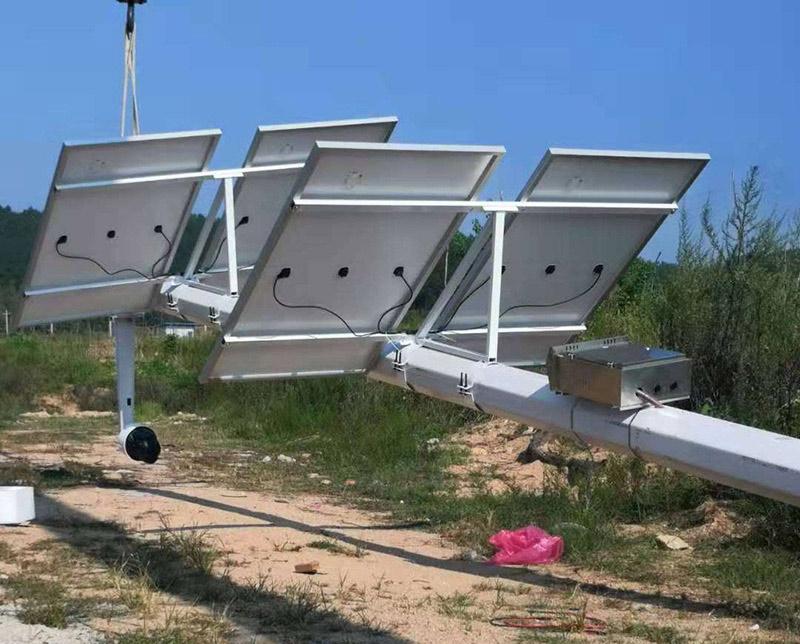光伏太阳能板客户案例