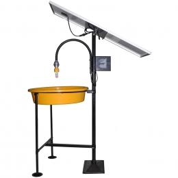 养猪场专用室外水淹式太阳能灭虫器