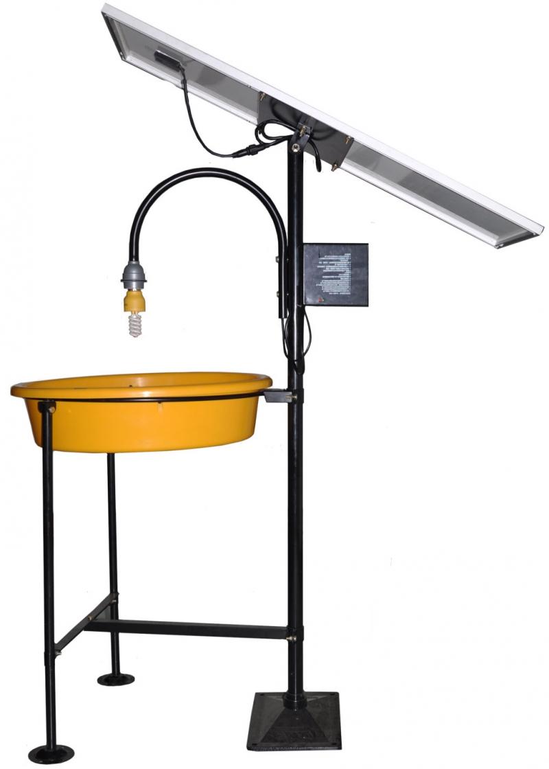 太阳能灭蚊灯产品图