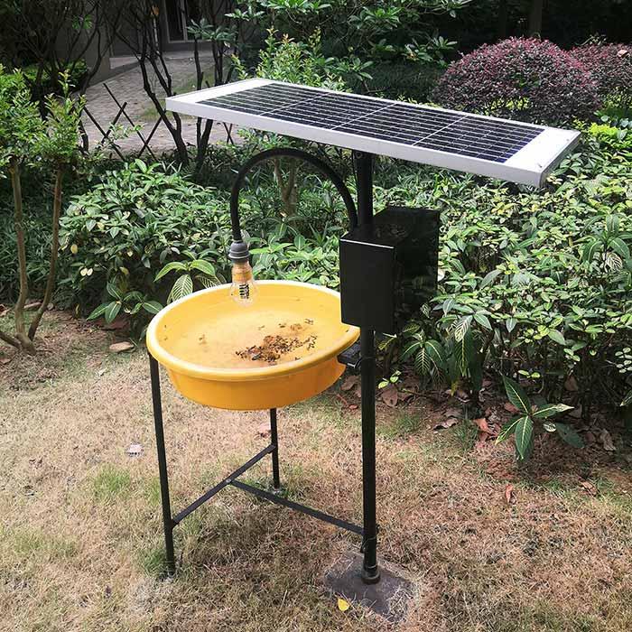 单灯(水淹式)太阳能灭虫灯