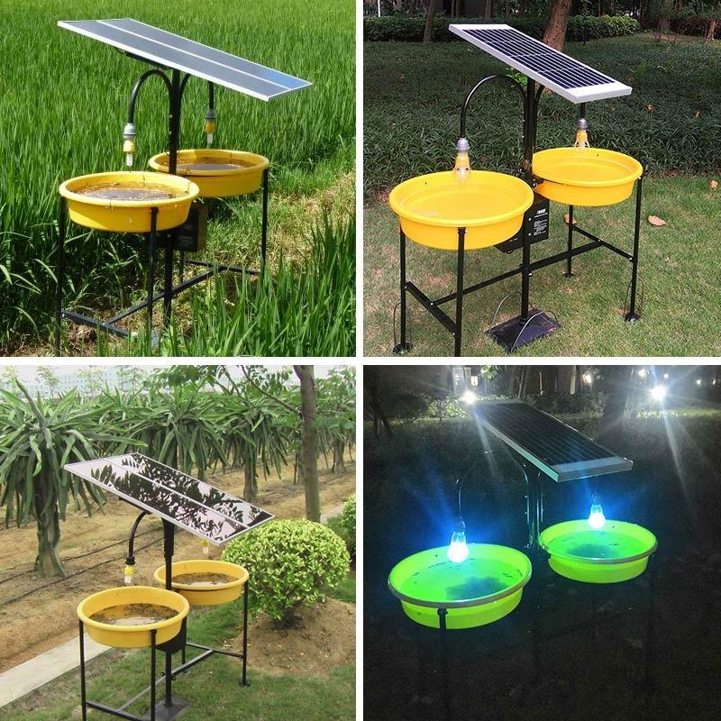 太阳能杀虫灯产品展示