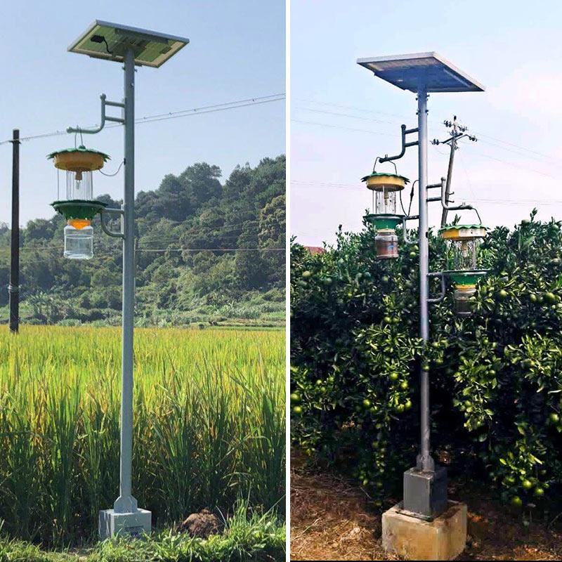 全自动智能型太阳能杀虫灯