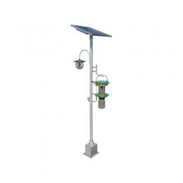 智能型太阳能照明灭蚊一体灯