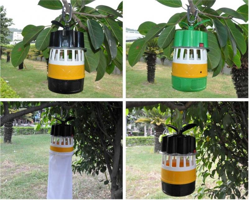 蚊虫监测器