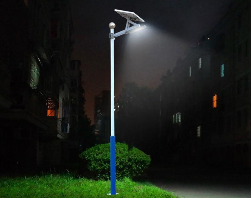 路灯庭院灯灯杆