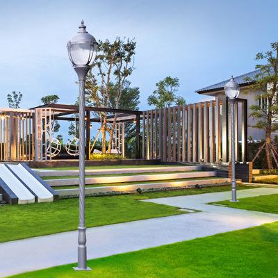 太阳能庭院灯 中式3米防水庭院灯