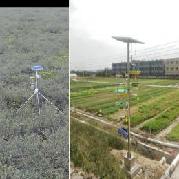 红树林专用双灯电网式太阳能杀虫灯